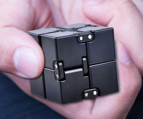 Infinity Cube Fidget Toy Asmallfish