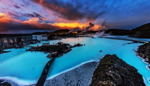 the unforgettable blue lagoon is a part of the Golden Circle tour