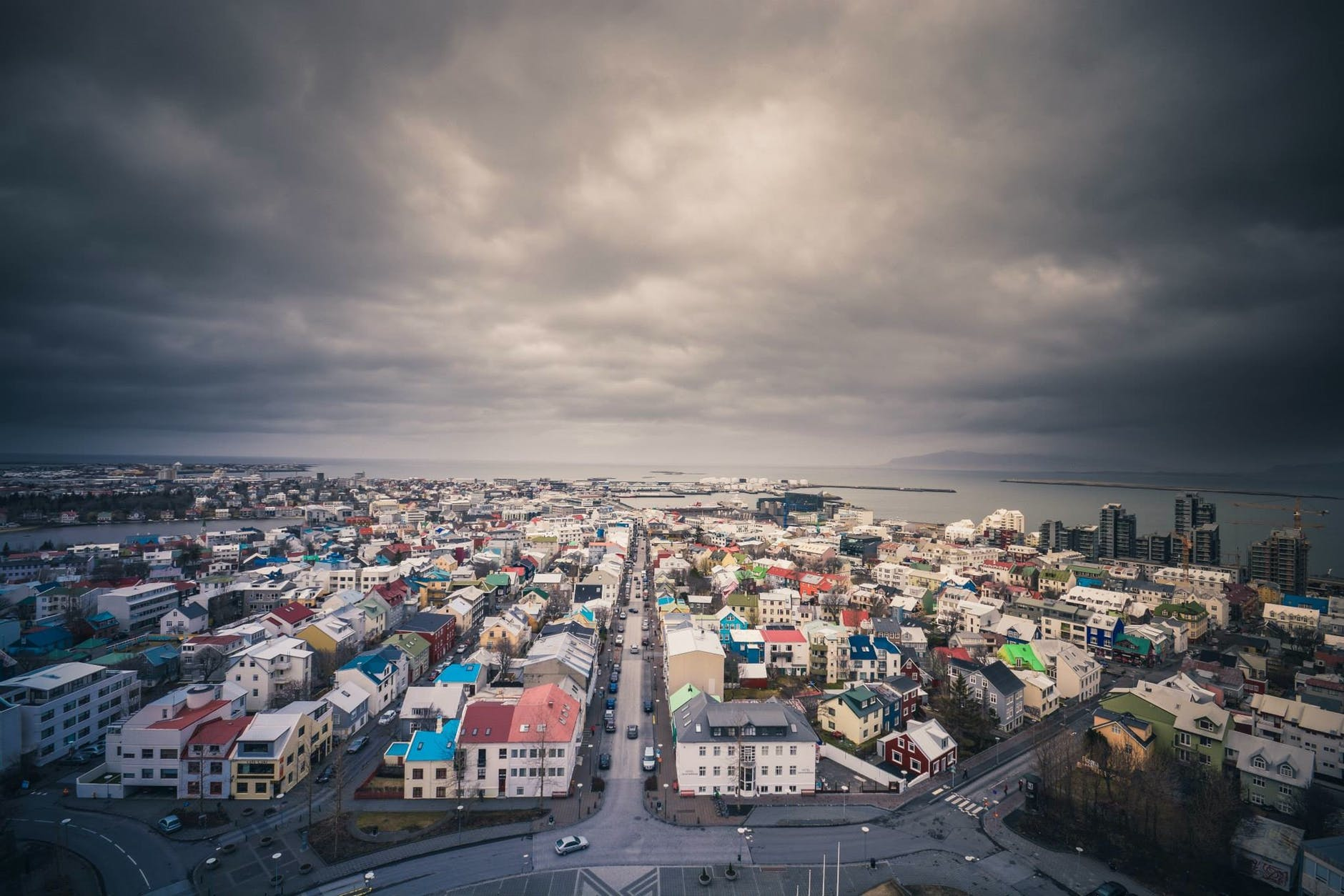Reykjavik is a big city you should consider the tour operator who offers pick-up service