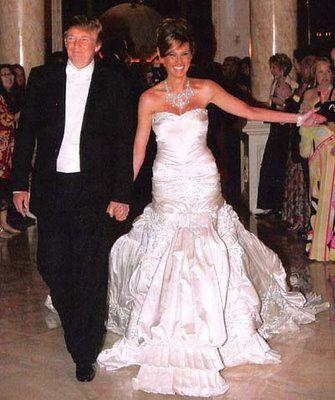 she wore a beautiful Dior dress