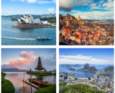 Best Places To Go In 2018