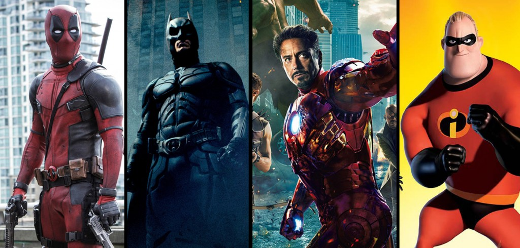 Watch Movies: The 20 Best Superhero Movies Of All Time