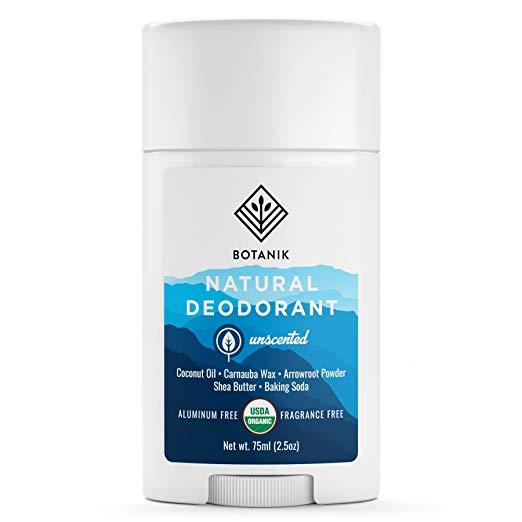 Botanik Natural Deodorant for Sensitive Skin