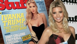 Ivanka Trump's Sexy Former Modelling Career