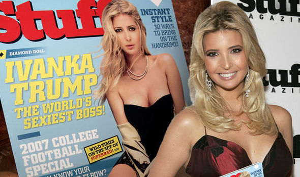 These 20 Photos Reveal Too Much About Ivanka Trump's Sexy Former Modelling Career