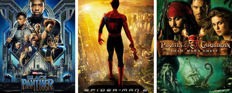 The 20 Best Superhero Movies Of All Time