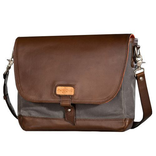 Pad & Quill Messenger Bag