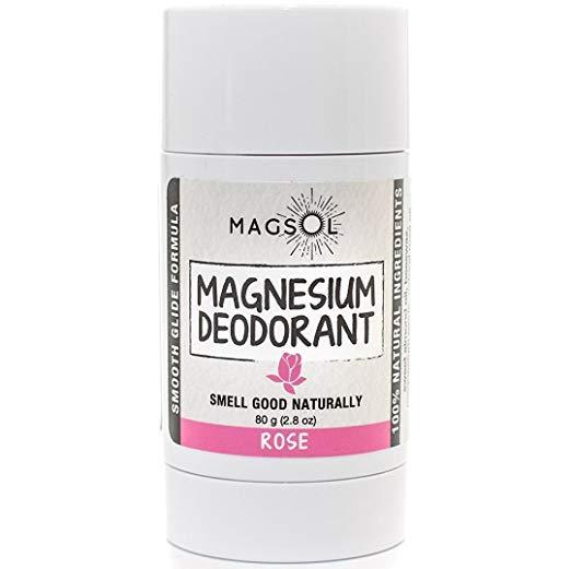 Rose Magnesium Deodorant