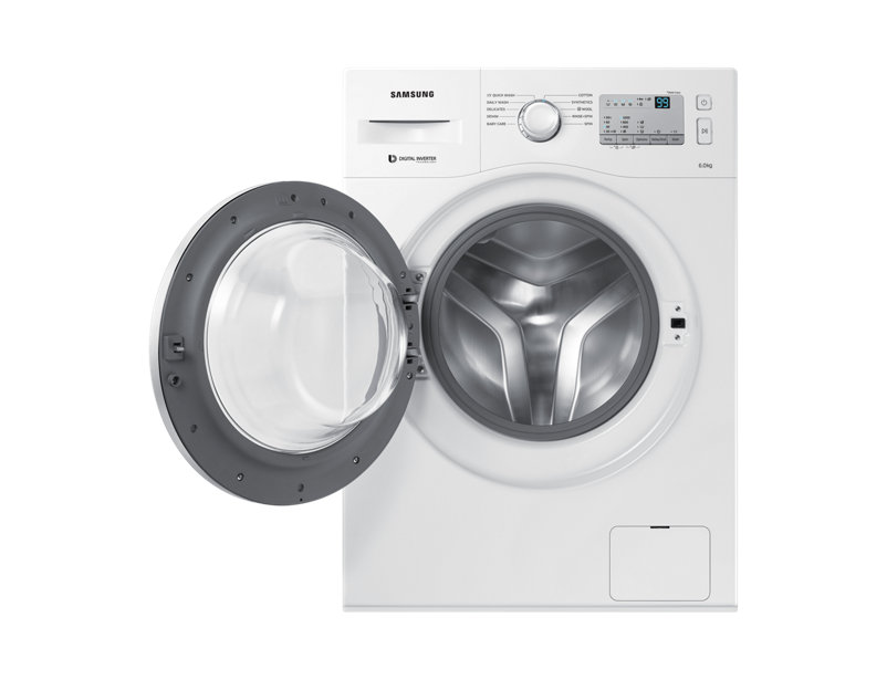 Samsung 6Kg Fully-Automatic Front Loading Washing Machine