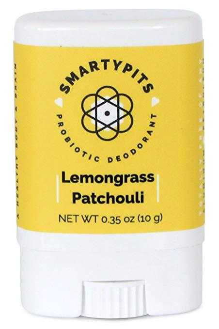SmartyPits - Natural/Aluminum Free Prebiotic Deodorant