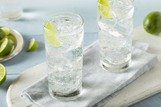 Sparkling Water - Drinks To Avoid To Protect Your Teeth