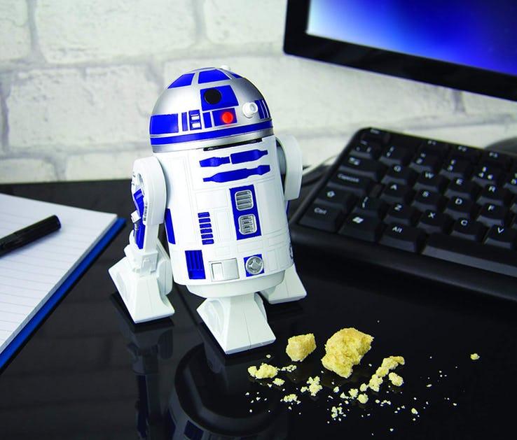 Star Wars R2 D2 Desktop Vacuum