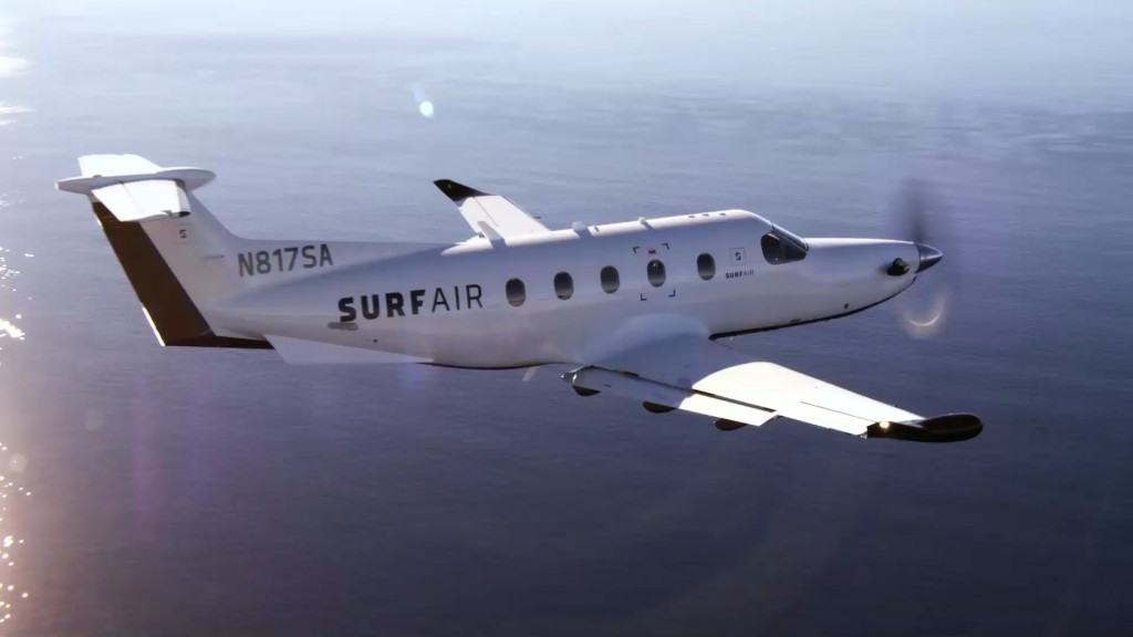 Surf Air Provides Exceptional Value And Unlimited Travel For Their Members