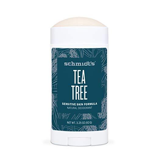 Tea Tree Sensitive Skin Deodorant Stick (3.25 oz.)92G Odor Protection & Wetness Relief