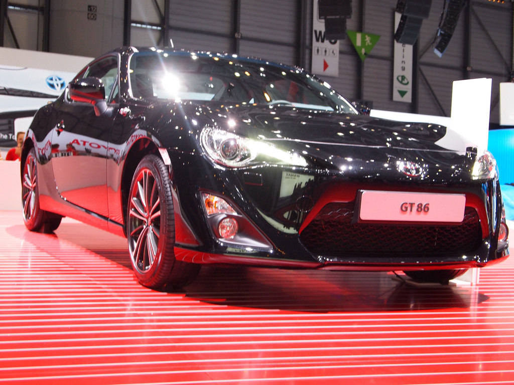 Toyota Shouldn't Turbocharge The GT-86