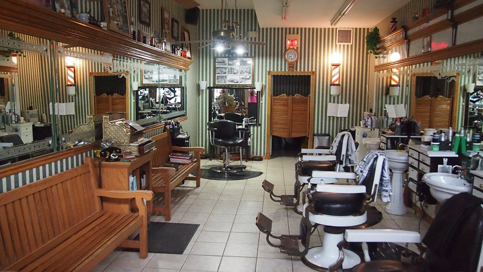 Barbershop In Your Own Home
