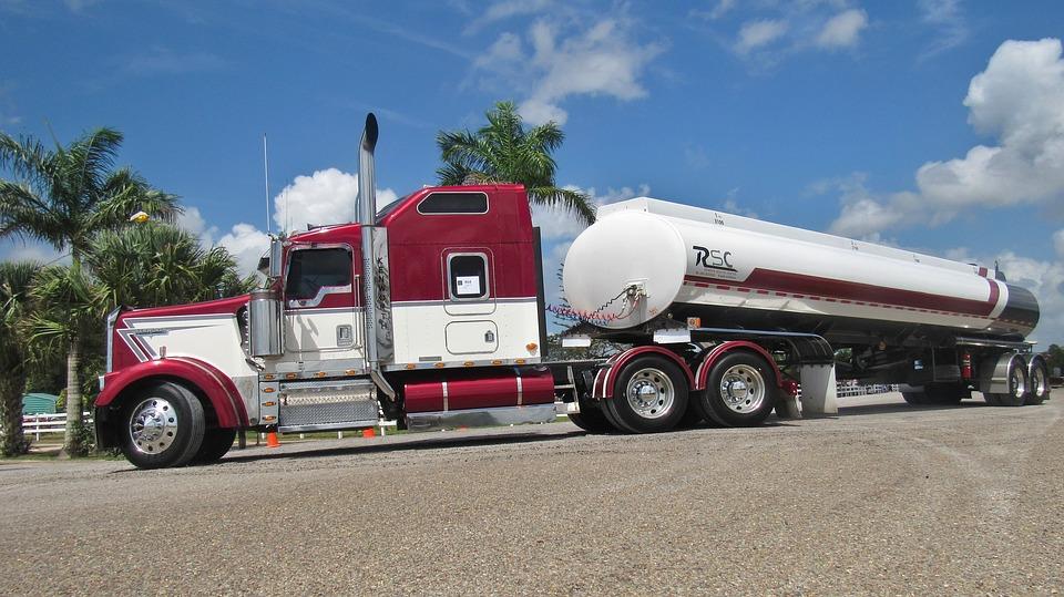 flexibility of tanker trucks