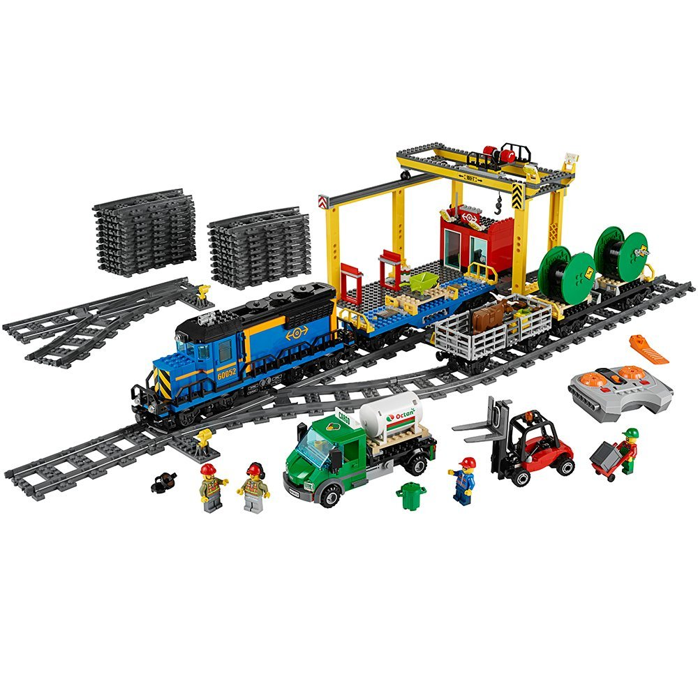LEGO City Cargo Train 60052 Train Toy
