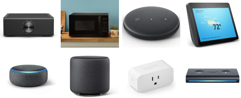 5 Amazon Echo Products And A Slew Of New Gadgets You Should Buy ...