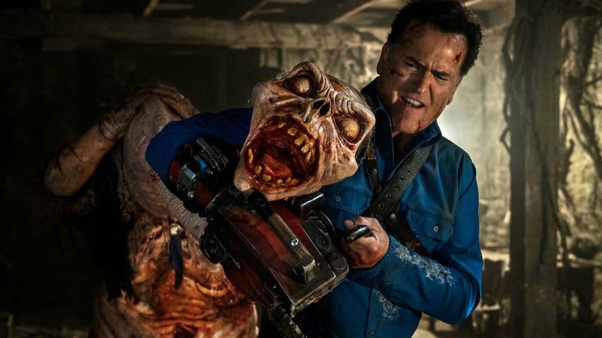 Ash vs Evil Dead (2015–2018)