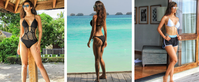 These Bikini Pics Of Disha Patani  Will Take Your Breath Away
