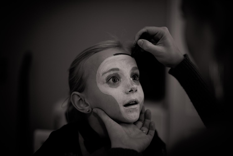 Dramatic Looks On Halloween_1