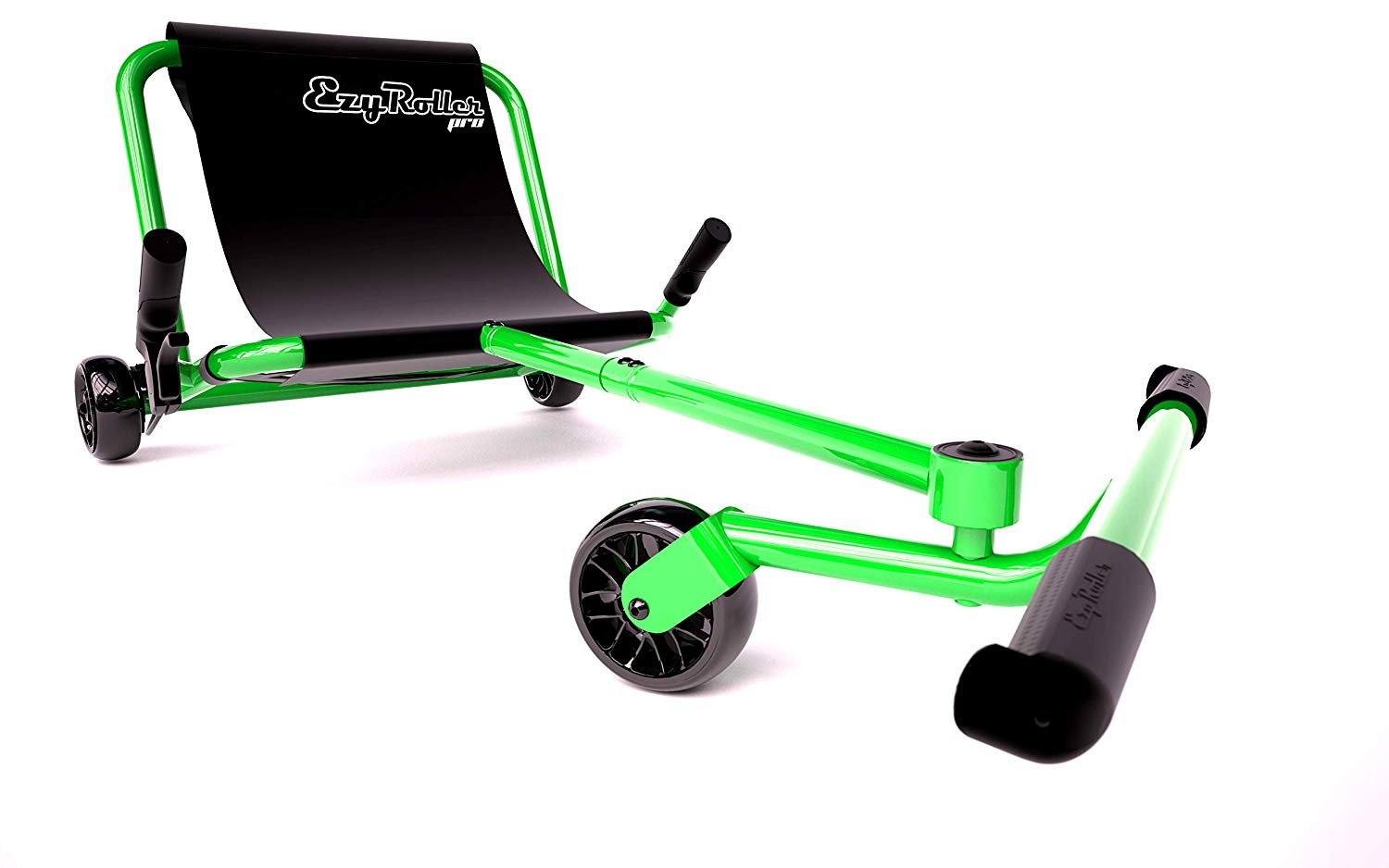 Ezyroller Pro Adult Ride On - Lime Green - Extra Large Heavy Duty