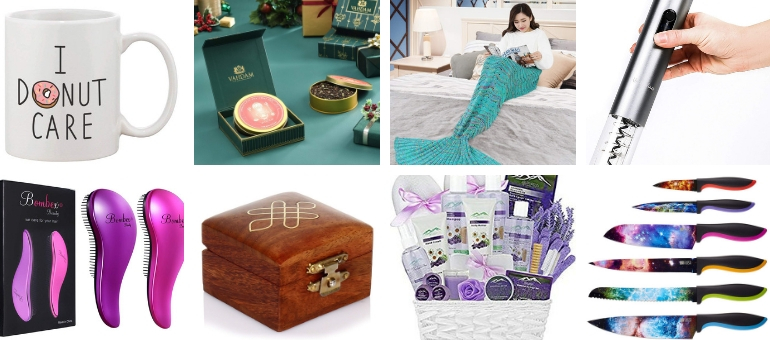 Top 20 Gifts For Ladies This Christmas