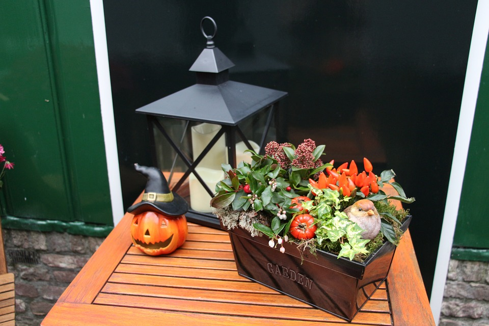 Halloween Decorations For Your Table