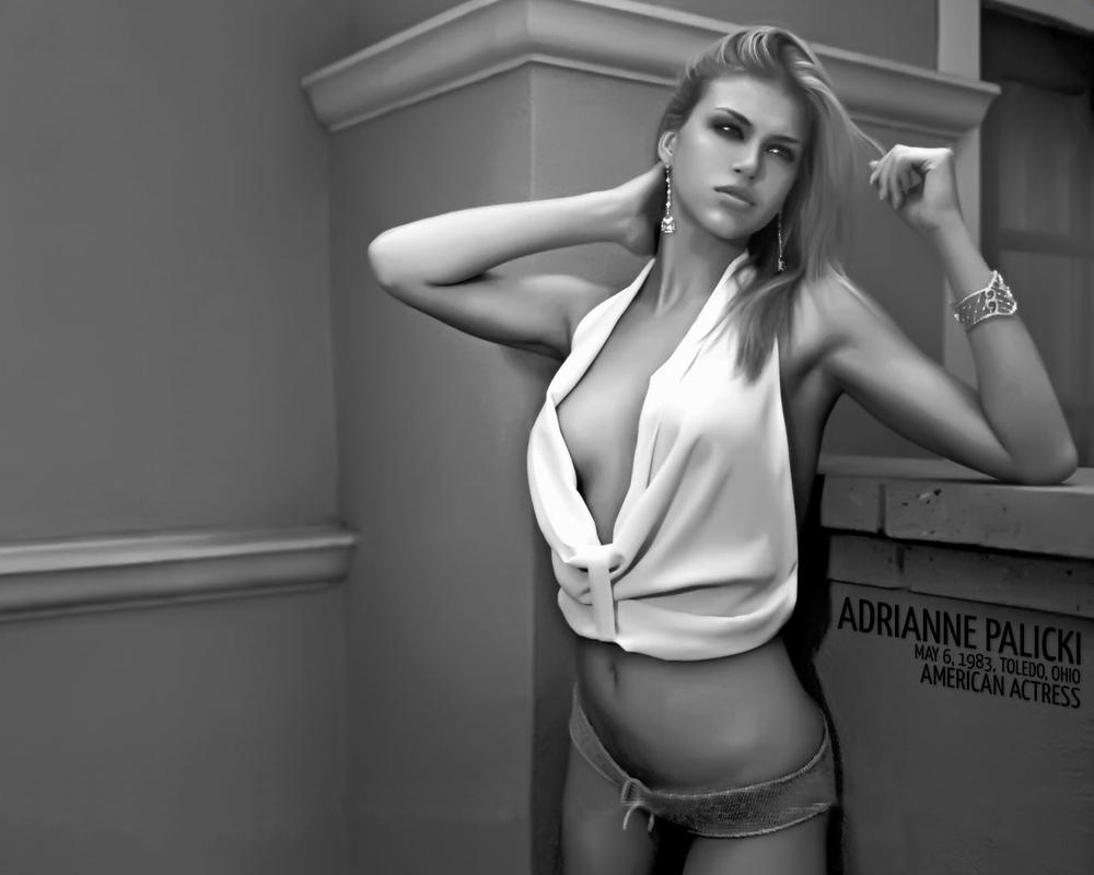 Hot Pictures Of Adrianne Pallicki