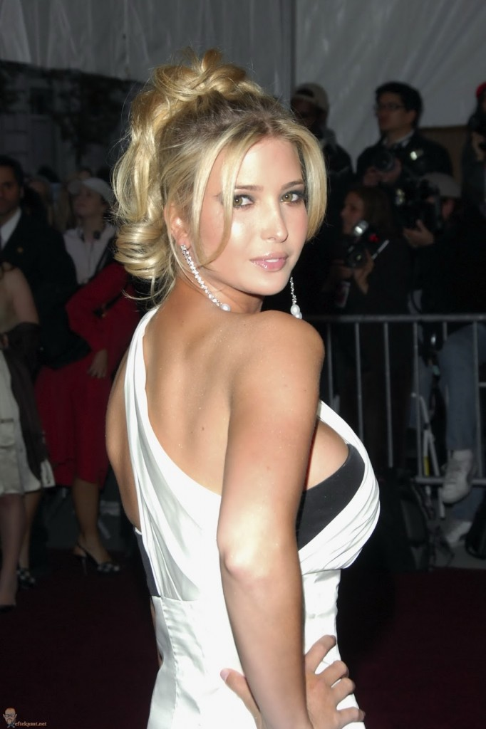 14 Candid Photos Of Ivanka Trump That Capture Her Subtle Sexiness!