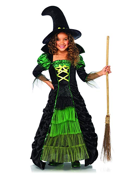 Leg Avenue Women's 2 Piece Storybook Witch