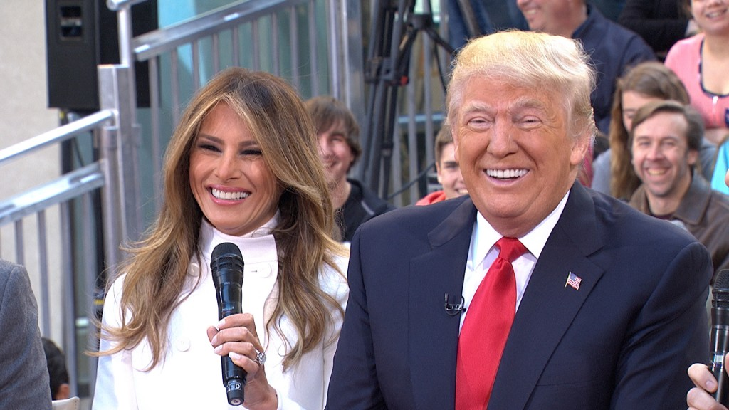 This Explosive New Book Reveals Intimate Details Of Private Relationship Between Melania And President Trump!