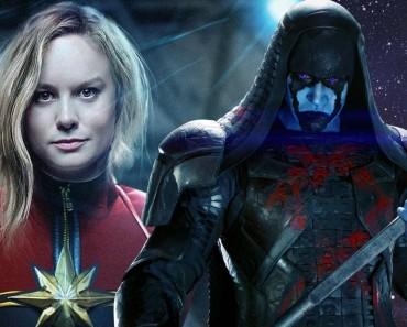 New Movie Trailer of -Captain Marvel