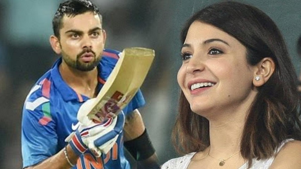 Watch! This Is How Amitabh Bachchan Reacted On Anushka Sharma Exchanging Flying Kisses With Virat Kohli During Matches!