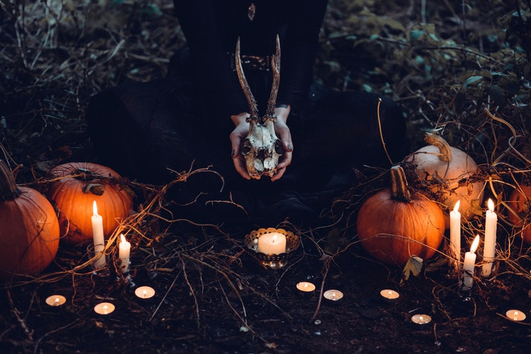 Yard - Best Halloween Table And Home Decorations Ideas