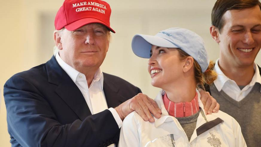 These Strange Photos Showing Awkward Moments Between President Trump And Ivanka Trump Will Leave YouDeeply Disturbed!