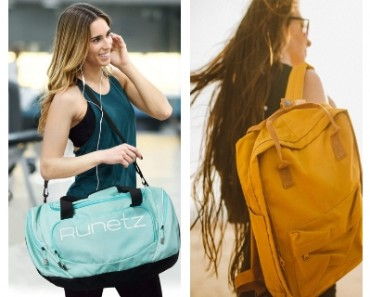 15 Best Gym Bags For Women That Won't Make You Look Like A Student (1)