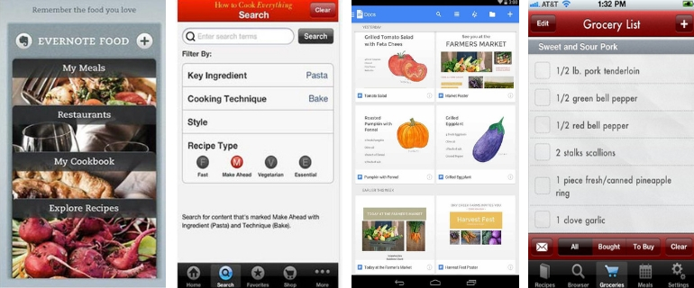 20 Best Recipe Apps For Android And iOS User