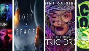 5 Best Sci-Fi Shows