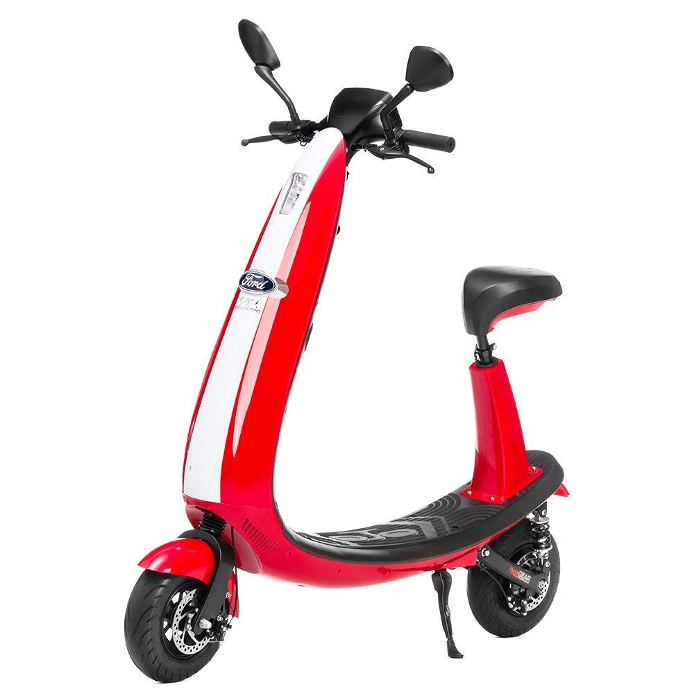 FORD OJO Commuter Scooter Racing Stripe
