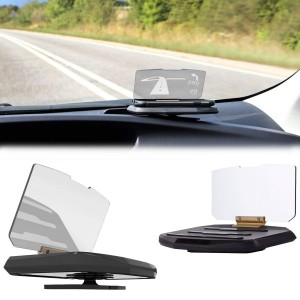 Smartphone Heads Up Display System