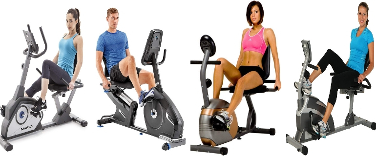 Top 10 Best Recumbent Exercise Bikes In 2018
