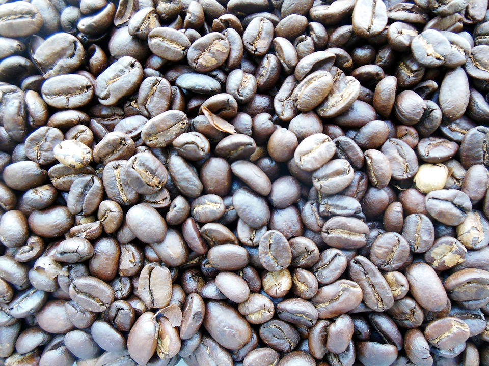 Ground Whole-Coffee Bean