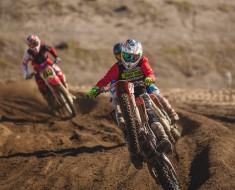 Dirt-bike Helmet