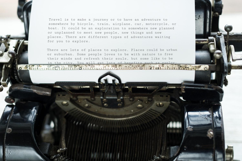 Good Essay