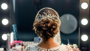 Romantic Hairstyles For Brides
