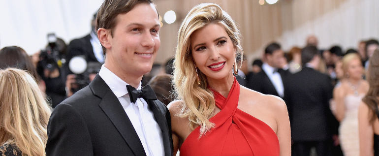 Jared Kushner Opens Up About His Relationships With Ivanka Trump