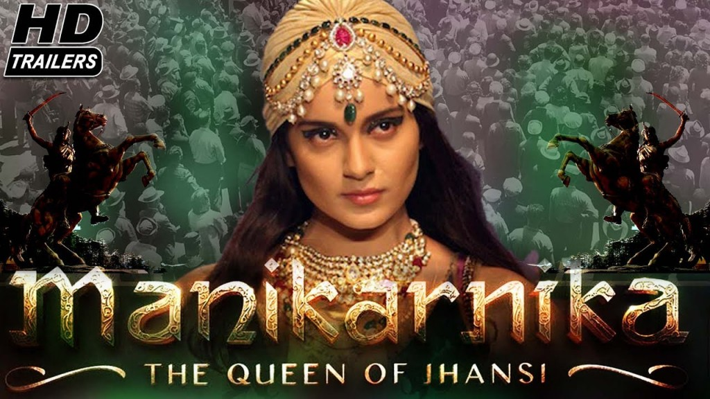 "New Bollywood Movie Teaser Of ""Manikarnika: The Queen Of Jhansi"" Will Give You Goosebumps! Watch The Video"
