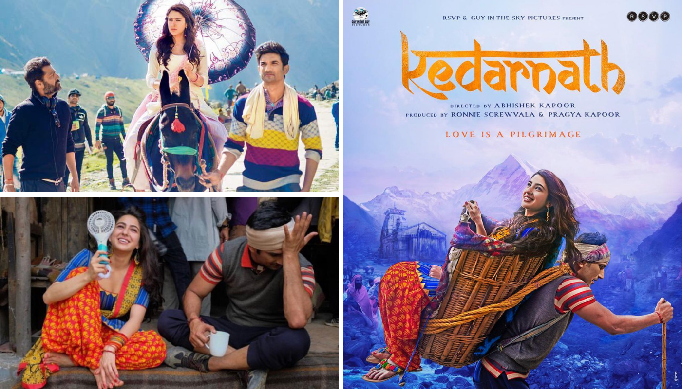 New Bollywood Movie Trailer Of 'Kedarnath'_1